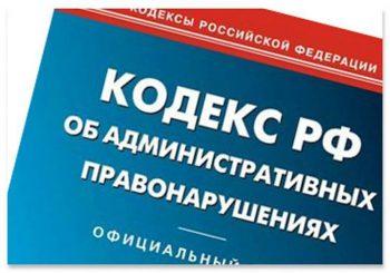 Минфин России предлагает разрешить уплату административного штрафа за лицо, привлеченное к административной ответственности